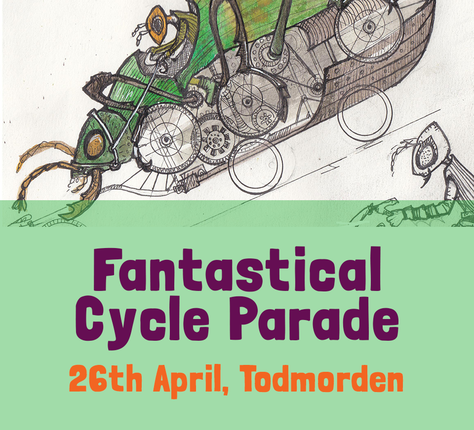Fantastical Cycle Parade