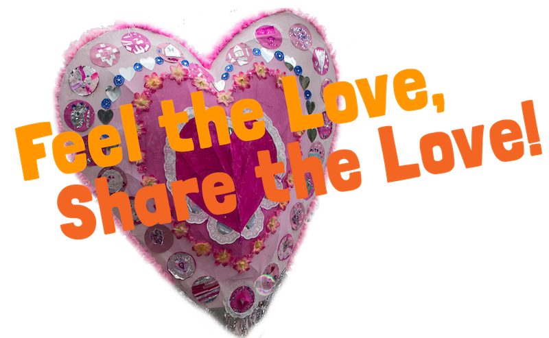 Feel the Love, Share the Love!