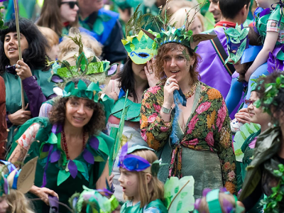 Next Hebden Bridge Parade – 8th June