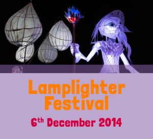 Lamplighter Festival Todmorden BUTTON