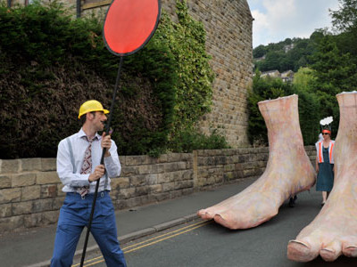 Call for Volunteers for Hebden Parade