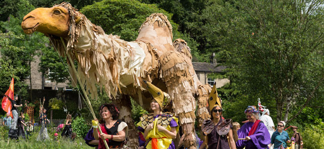 2014 Hebden Parade Photos and Video